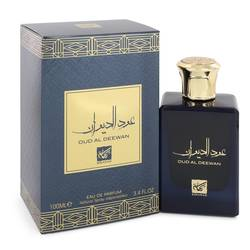 Oud Al Deewan Perfume by Rihanah 3.4 oz Eau De Parfum Spray (Unisex)