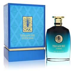 Oak Treasure Intense Cologne by Oak 3 oz Eau De Parfum Spray (Unisex)