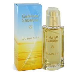 Ocean Sun Perfume by Gabriela Sabatini, 2 oz Eau De Toilette Spray for Women