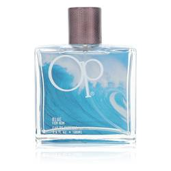 Ocean Pacific Blue Cologne by Ocean Pacific 3.4 oz Eau De Toilette Spray (unboxed)