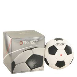 Offensif Soccer Cologne by Fragrance Sport 3.3 oz Eau De Toilette Spray