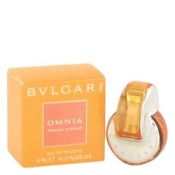 Omnia Indian Garnet Perfume by Bvlgari 0.17 oz Mini EDT