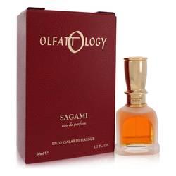 Olfattology Sagami Perfume by Enzo Galardi 1.7 oz Eau De Parfum Spray