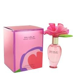 Oh Lola Perfume by Marc Jacobs 1.7 oz Eau De Parfum Spray
