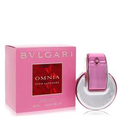 Omnia Pink Sapphire Perfume by Bvlgari 2.2 oz Eau De Toilette Spray