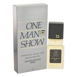 One Man Show Cologne by Jacques Bogart 1 oz Eau De Toilette Spray