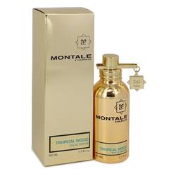 Montale Tropical Wood Perfume by Montale 1.7 oz Eau De Parfum Spray (Unisex)