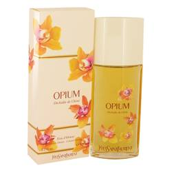 Opium Eau D'orient Orchidee De Chine Perfume by Yves Saint Laurent 3.3 oz Eau De Toilette Spray