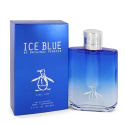 Original Penguin Ice Blue Cologne by Original Penguin 3.4 oz Eau De Toilette Spray