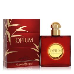 Opium Perfume by Yves Saint Laurent 1.6 oz Eau De Toilette Spray (New Packaging)