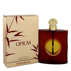 Opium Perfume by Yves Saint Laurent 3 oz Eau De Parfum Spray (New Packaging)