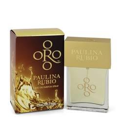 Oro Paulina Rubio Perfume by Paulina Rubio 1 oz Eau De Parfum Spray