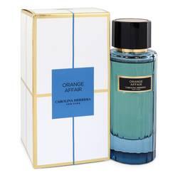 Orange Affair Perfume by Carolina Herrera 3.4 oz Eau De Toilette Spray (Unisex)