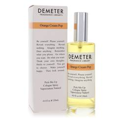 Demeter Perfume by Demeter 4 oz Orange Cream Pop Cologne Spray