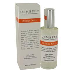 Demeter Orange Juice Perfume by Demeter, 4 oz Cologne Spray for Women