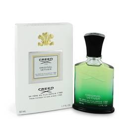 Original Vetiver Cologne by Creed 1.7 oz Eau De Parfum Spray