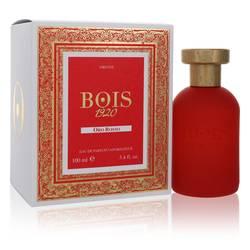 Oro Rosso Cologne by Bois 1920 3.4 oz Eau De Parfum Spray