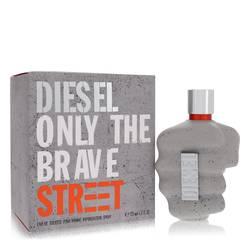 Only The Brave Street Cologne by Diesel 4.2 oz Eau De Toilette Spray