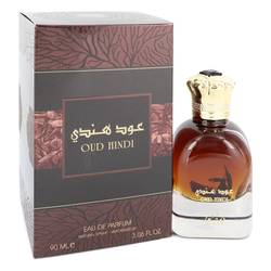 Oud Hindi Nusuk Cologne by Nusuk 3.06 oz Eau De Parfum Spray (Unisex)