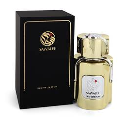 Oud Maktum Perfume by Sawalef 3.4 oz Eau De Parfum Spray