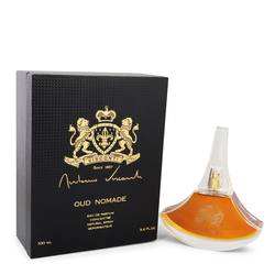 Oud Nomade Perfume by Antonio Visconti 3.4 oz Eau De Parfum Spray (Unisex)