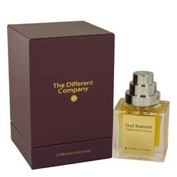 Oud Shamash Perfume by The Different Company 1.7 oz Eau De Parfum Spray