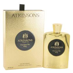 Oud Save The King Cologne by Atkinsons 3.3 oz Eau De Parfum Spray