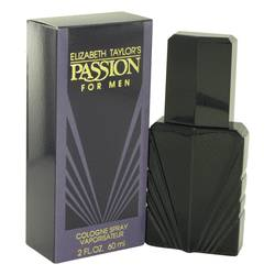 Passion Cologne by Elizabeth Taylor 2 oz Cologne Spray