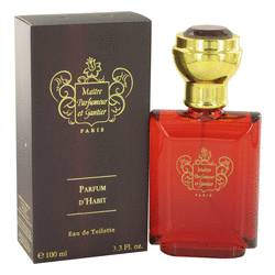 Parfum D'habit Cologne by MAITRE PARFUMEUR ET GANTIER 3.3 oz Eau De Toilette Spray