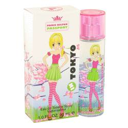 Paris Hilton Passport In Tokyo Perfume by Paris Hilton 1 oz Eau De Toilette Spray