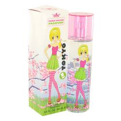 Paris Hilton Passport In Tokyo Perfume by Paris Hilton 3.4 oz Eau De Toilette Spray