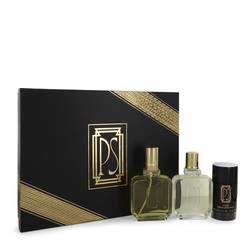 Paul Sebastian Cologne by Paul Sebastian -- Gift Set - 4 oz Cologne Spray + 4 oz After Shave + 2.5 oz Deodorant Stick