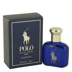 Polo Blue Cologne by Ralph Lauren 0.5 oz Eau De Toilette Spray