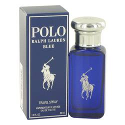 Polo Blue Cologne by Ralph Lauren 1 oz Eau De Toilette Spray
