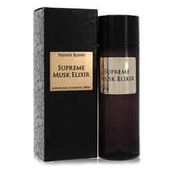 Private Blend Supreme Musk Elixir Perfume by Chkoudra Paris 3.3 oz Eau De Parfum Spray