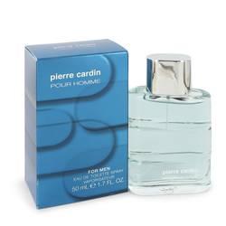 Pierre Cardin Pour Homme Cologne by Pierre Cardin 1.7 oz Eau De Toilette Spray