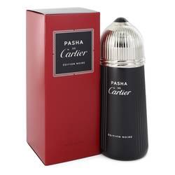 Pasha De Cartier Noire Cologne by Cartier 5 oz Eau De Toilette Spray