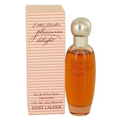 Pleasures Delight Perfume by Estee Lauder 1 oz Eau De Parfum Spray