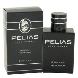 Pelias Cologne by YZY Perfume 3.3 oz Eau De Parfum Spray