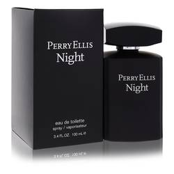 Perry Ellis Night Cologne by Perry Ellis 3.4 oz Eau De Toilette Spray