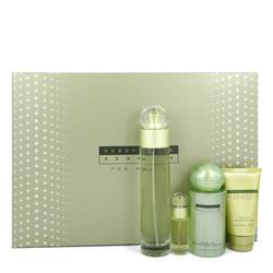 Perry Ellis Reserve Perfume by Perry Ellis -- Gift Set - 3.4 oz Eau De Parfum Spray + 4 oz Body Mist + 2 oz Hand Cream + .25 oz Mini EDP Spray