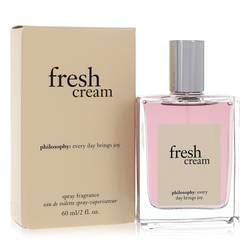 Fresh Cream Perfume by Philosophy 2 oz Eau De Toilette Spray