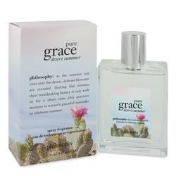Pure Grace Desert Summer Perfume by Philosophy 4 oz Eau De Toilette Spray