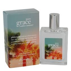 Pure Grace Endless Summer Perfume by Philosophy 2 oz Eau De Toilette Spray