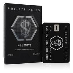 Philipp Plein No Limits Cologne by Philipp Plein Parfums 3 oz Eau De Parfum Spray