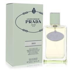 Prada Infusion D'iris Perfume by Prada 3.4 oz Eau De Parfum Spray