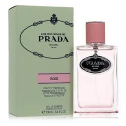 Prada Infusion De Rose Perfume by Prada 3.4 oz Eau De Parfum Spray
