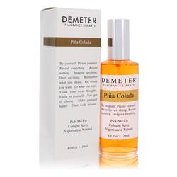 Demeter Perfume by Demeter 4 oz Pina Colada Cologne Spray