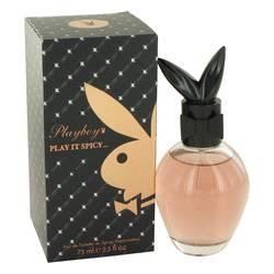 Playboy Play It Spicy Perfume by Playboy 2.5 oz Eau De Toilette Spray