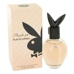 Playboy Play It Lovely Perfume by Playboy 2.5 oz Eau De Toilette Spray
